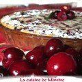 En Haute-patate aussi il y a des cerises !!!! Clafoutis aux cerises