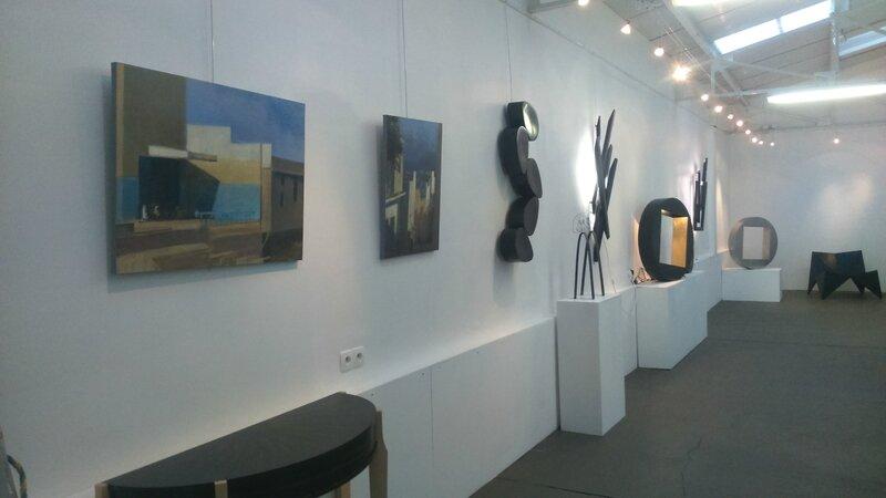 Galerie le Hangar - exposition la lumière dans tous ses états
