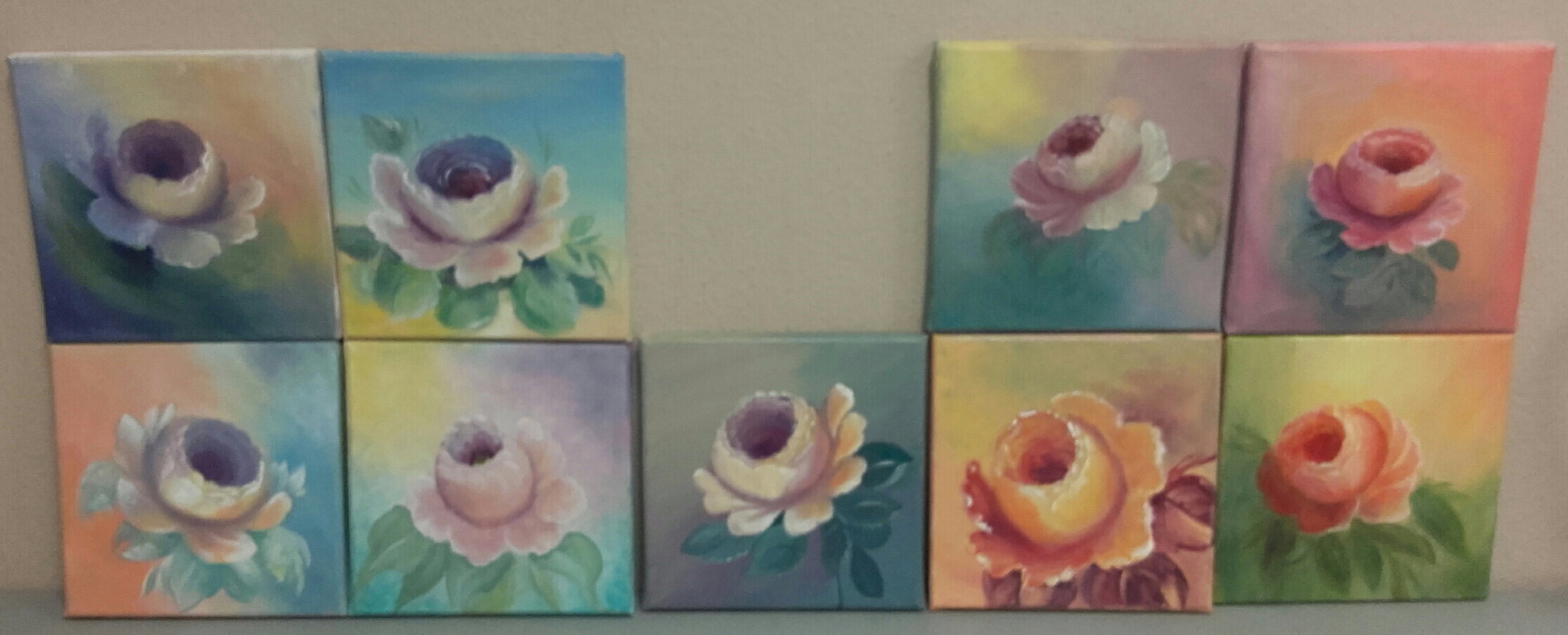Les roses de David Jansen