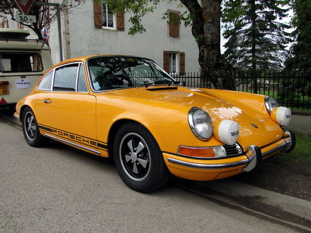 PORSCHE 911T type 901 Bourse de pieces de Padoux 2010 1