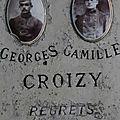 Camille et georges croizy