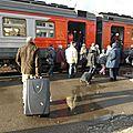 18 avril à Perm: Les directeurs