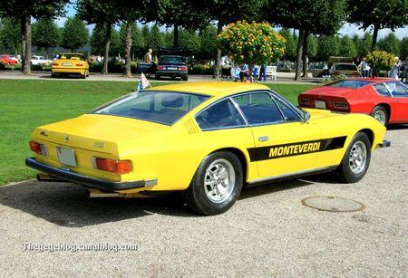 Monteverdi 375 S berlinetta coupé de 1972 (9ème Classic Gala de Schwetzingen 2011) 02