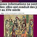 Les fake news, ou le procès en sorcellerie du xxie siècle