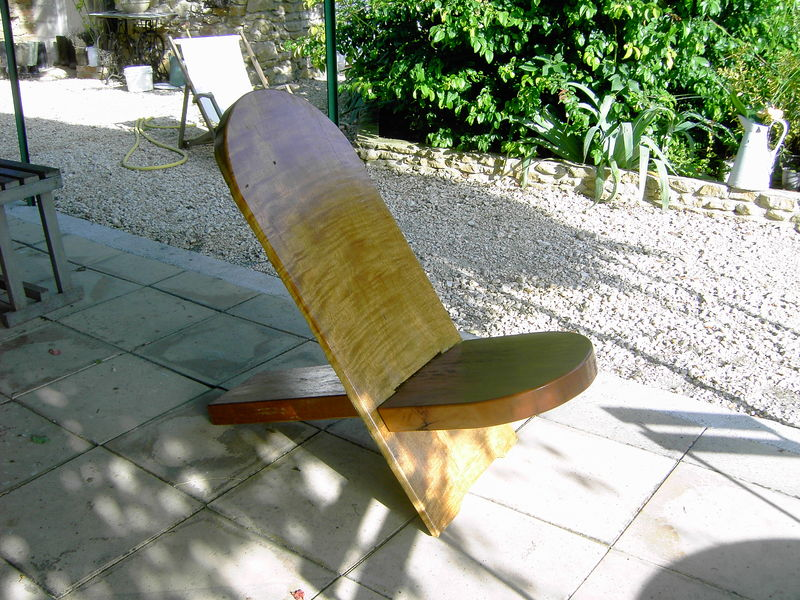 Chaise africaine jo photo de cadeaux re us fait main for Chaise africaine