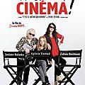 Film : arrête ton cinéma ! - diane kurys