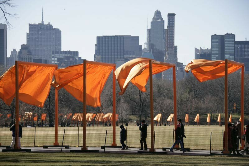 Christo , The Gates