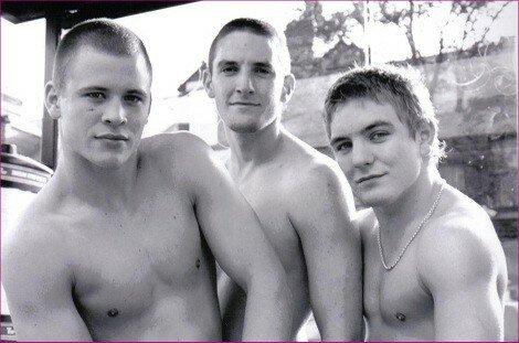 Shu Rugby Nude calendar 1