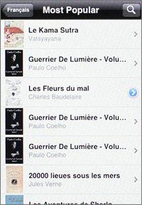 Stanza - Livres francophones populaires