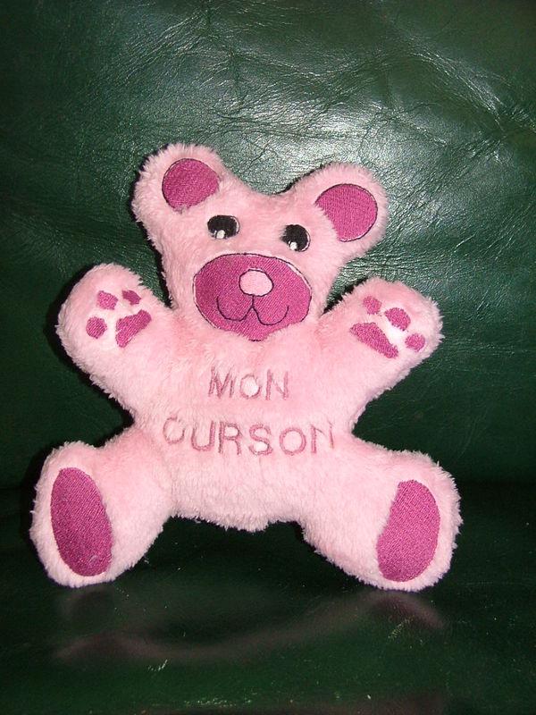 mon ourson 002