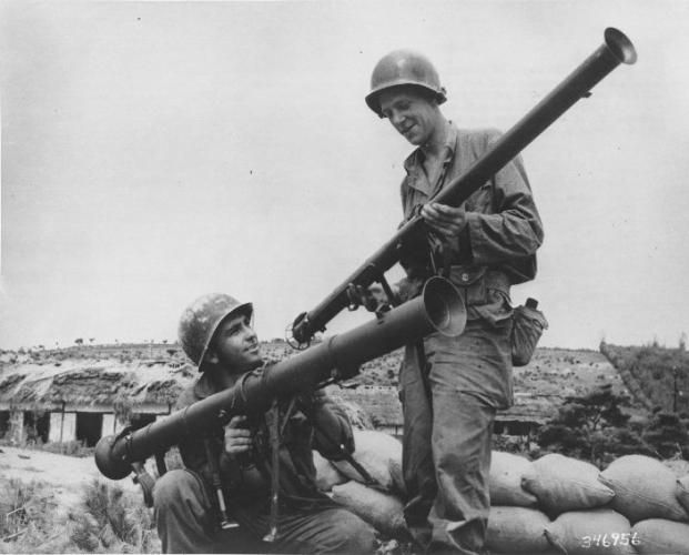 Bazooka M1 américain calibre 60mm