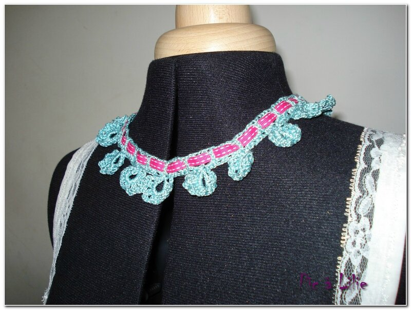 Collier pour Miss n°1