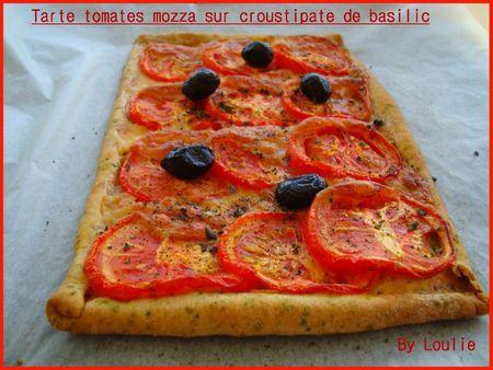 tarte tomatemozza 1