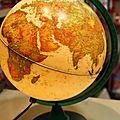 Faire le tour du monde en quelques secondes....
