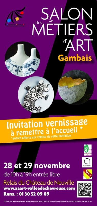 INVITATION RECTO GAMBAIS 2015