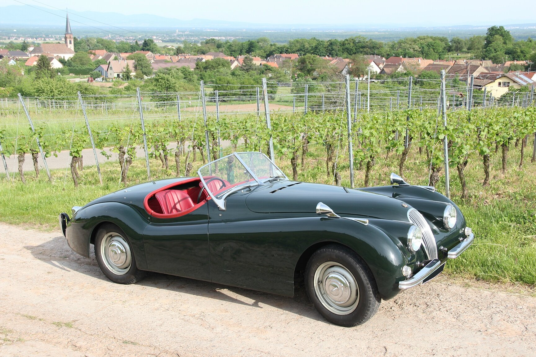 1952 Jaguar XK 120 Roadster RHD