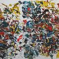 Nouvelle série 2011 - Peinture au couteau