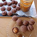 Woopies chocolat-caramel