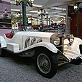 MERCEDES BENZ 720 SSK biplace sport 1929 Mulhouse (1)