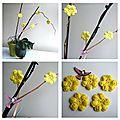 Mon orchidée jaune