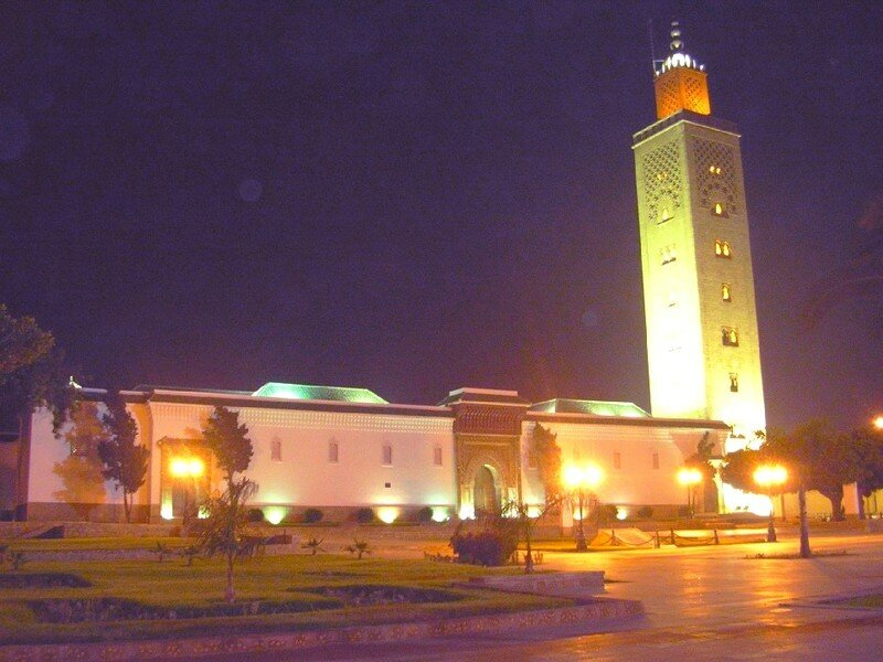Masjid asunna rabat