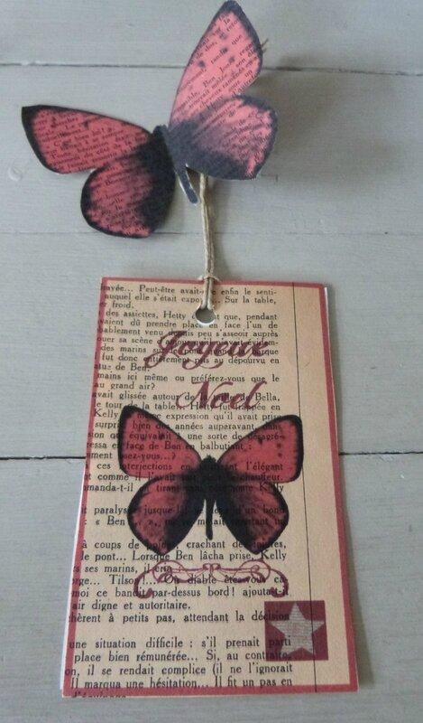 Etiquettes Joyeux Noel Papillons (78)
