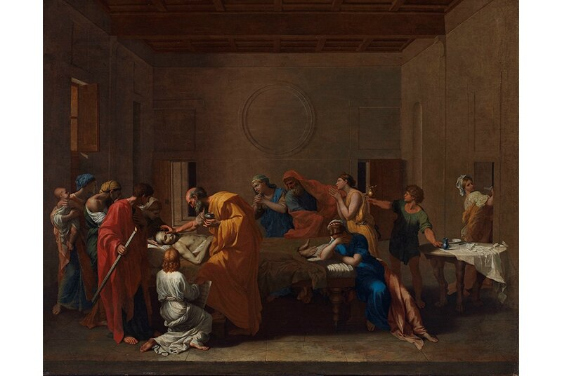 Liverpool's Walker Art Gallery to display famed painting by Nicolas Poussin