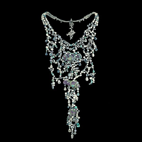 Chopard animal world collection necklace alain r truong for Chopard animal world jewelry collection