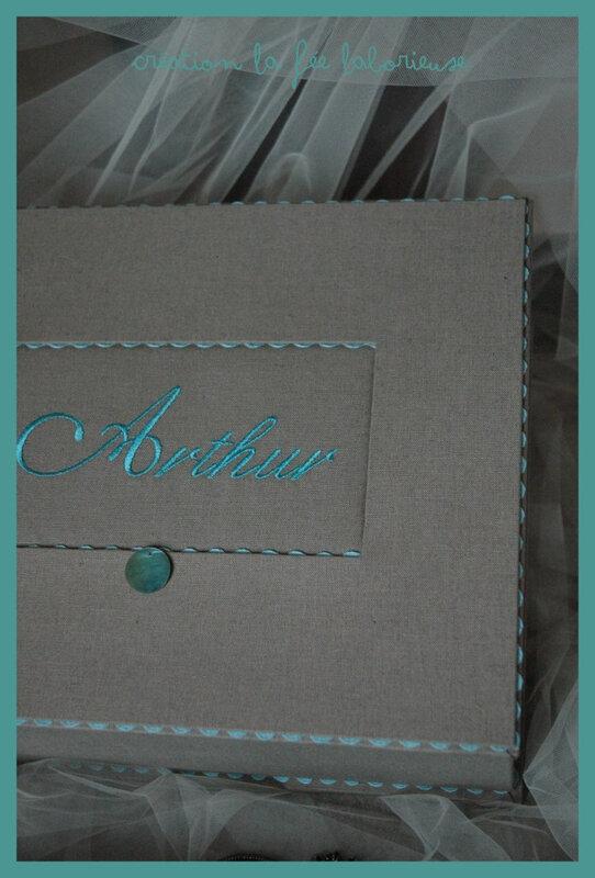 boite de naissance personnalisée