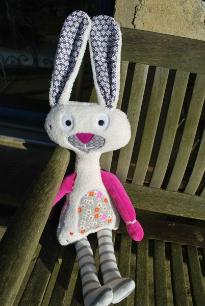 doudou lapin snood camille 003