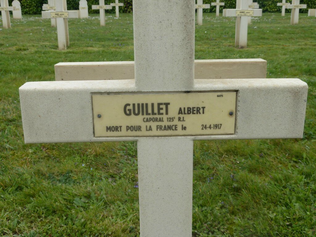 GUILLET Albert N2 CORMICY (Copier)