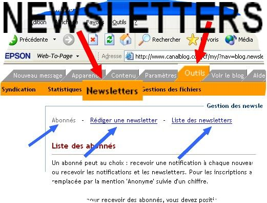 Newsletters canalblog principes g n raux bricolsec for Table agrandissable