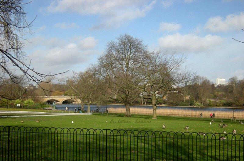london kensington gardens serpentine 3