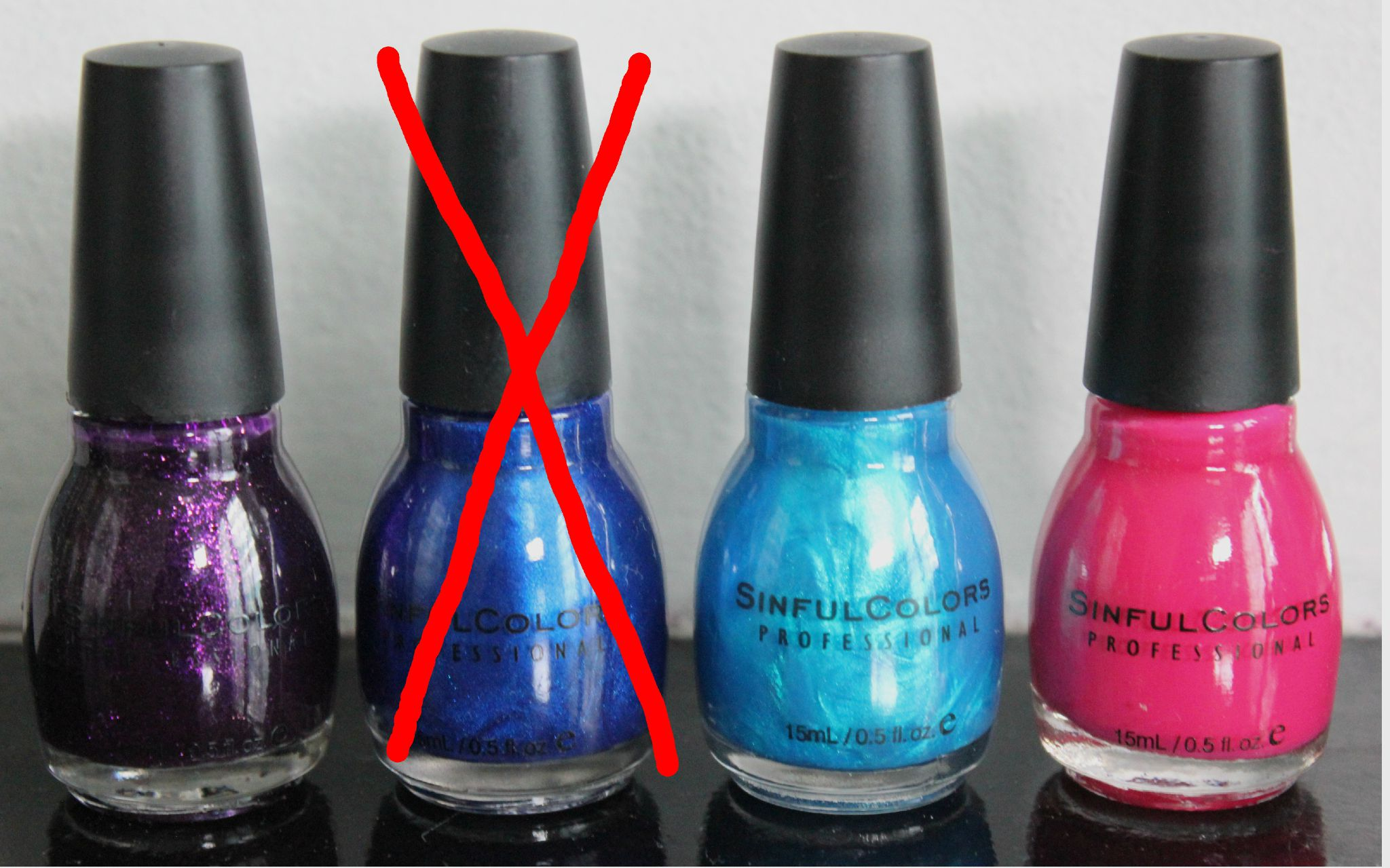 sinful colors - Vernis Sinful Colors