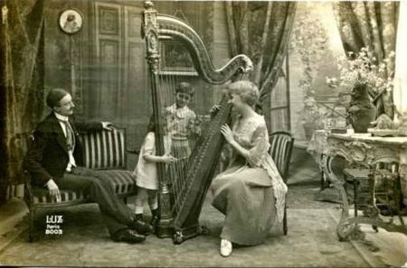 Harpe CPA Famille
