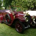 MERCEDES type 22/50 Open Tourer 1912 Mulhouse (1)