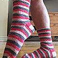 Scrumptious socks