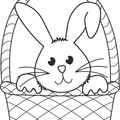 DigiSparkle 0124 - Baskets - Bunny