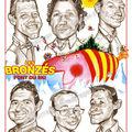 Les bronzés font du ski - caricatures