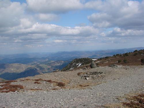 2008 04 24 Paysage vu depuis le sommet du Mont Mézenc (4)