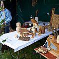 Stand sculture sur bois 3
