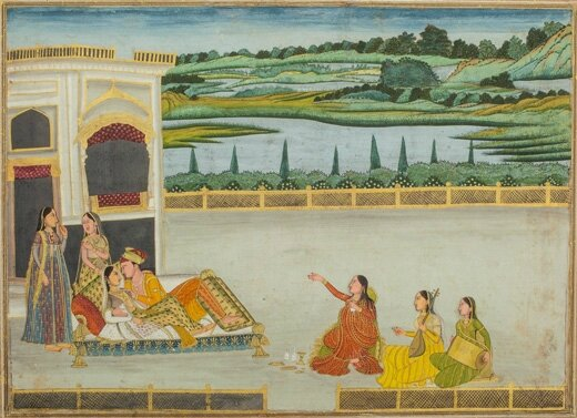 "Art Passages, ""The Feminine Mystique in Indian Art"" at Asia Week New York 2015."