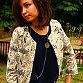 Animal jacket, une drôle de veste....