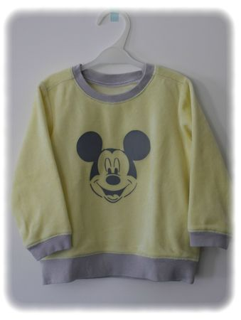 Sweat Mickey 1