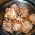 Püpperchen (beignets faciles)