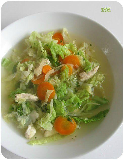 Cap cay recette balinaise ddcuisine for Resultat cap cuisine