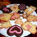 Noël : petits gâteaux!!