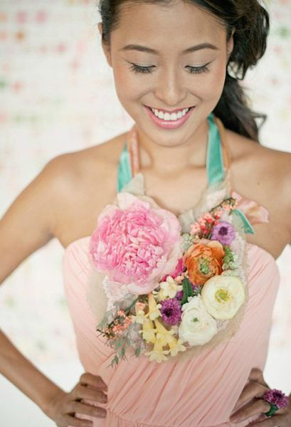 real_flower_wedding_necklace