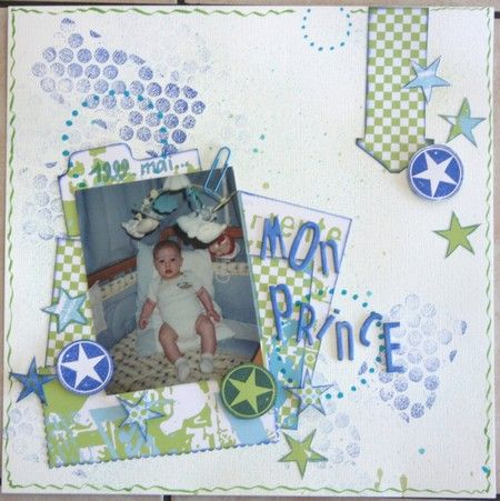 SKETCH US AVRIL FORUM FEERIE DU SCRAP
