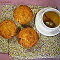 Muffins aux figues